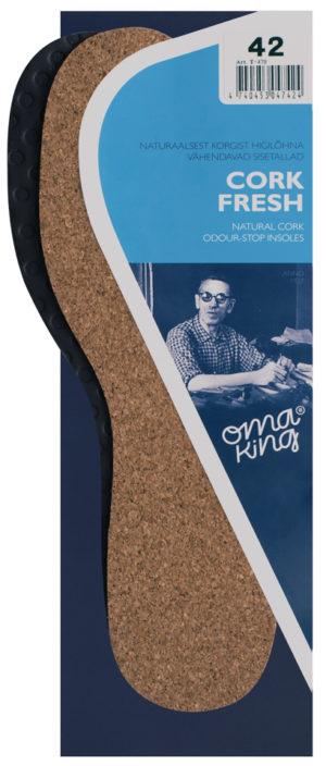 OmaKing Cork Fresh