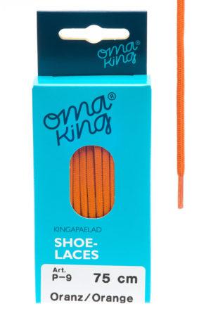 OmaKing jalatsipaelad P-9 oranž