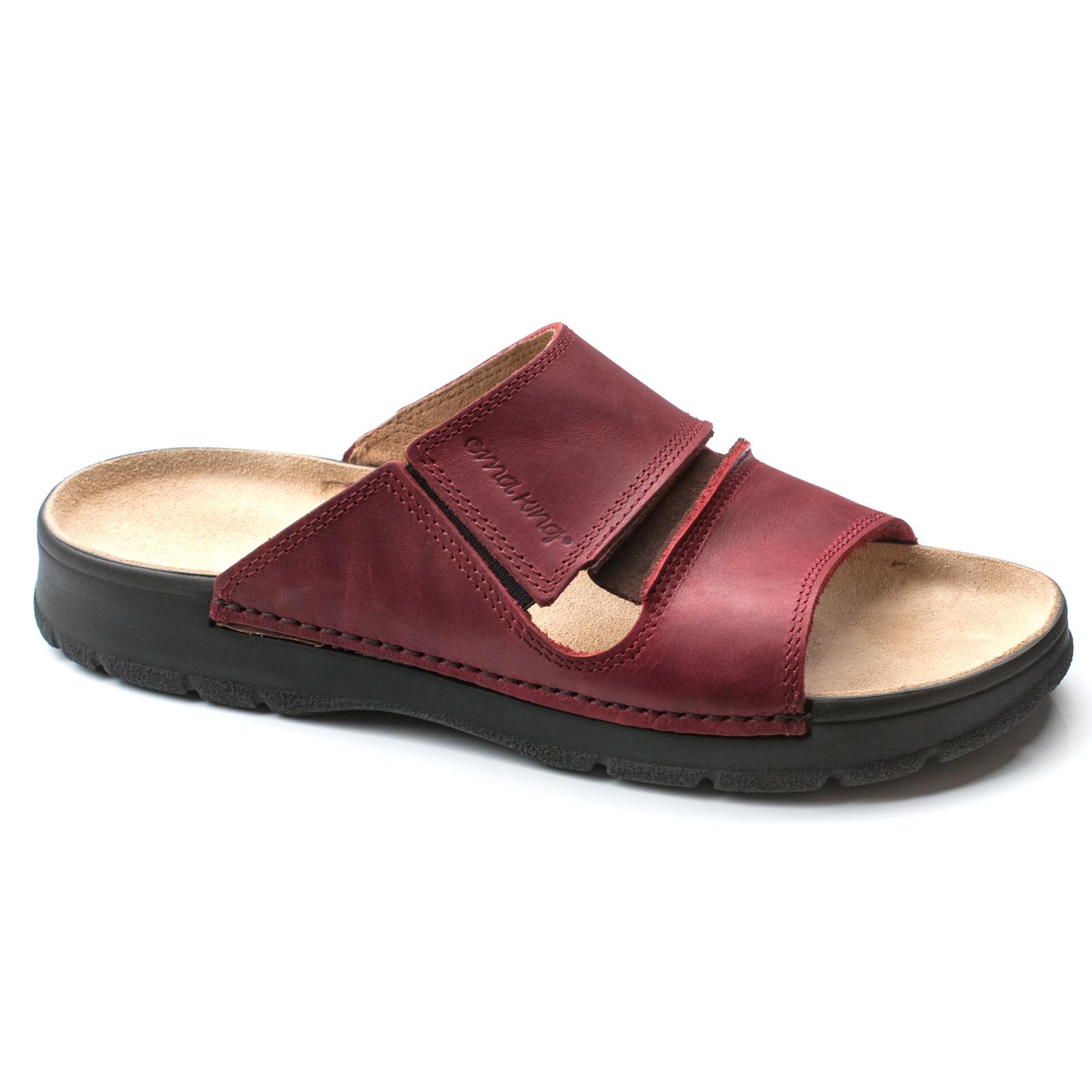 4c7fe45abbc OmaKing Classical jalgatorgatavad nahast sandaalid Miku - OmaKing