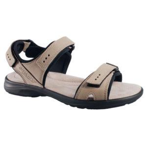 OmaKing kerged sportlikud nahast sandaalid Liiva beež