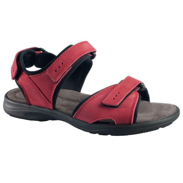 OmaKing kerged sportlikud nahast sandaalid Liiva punane