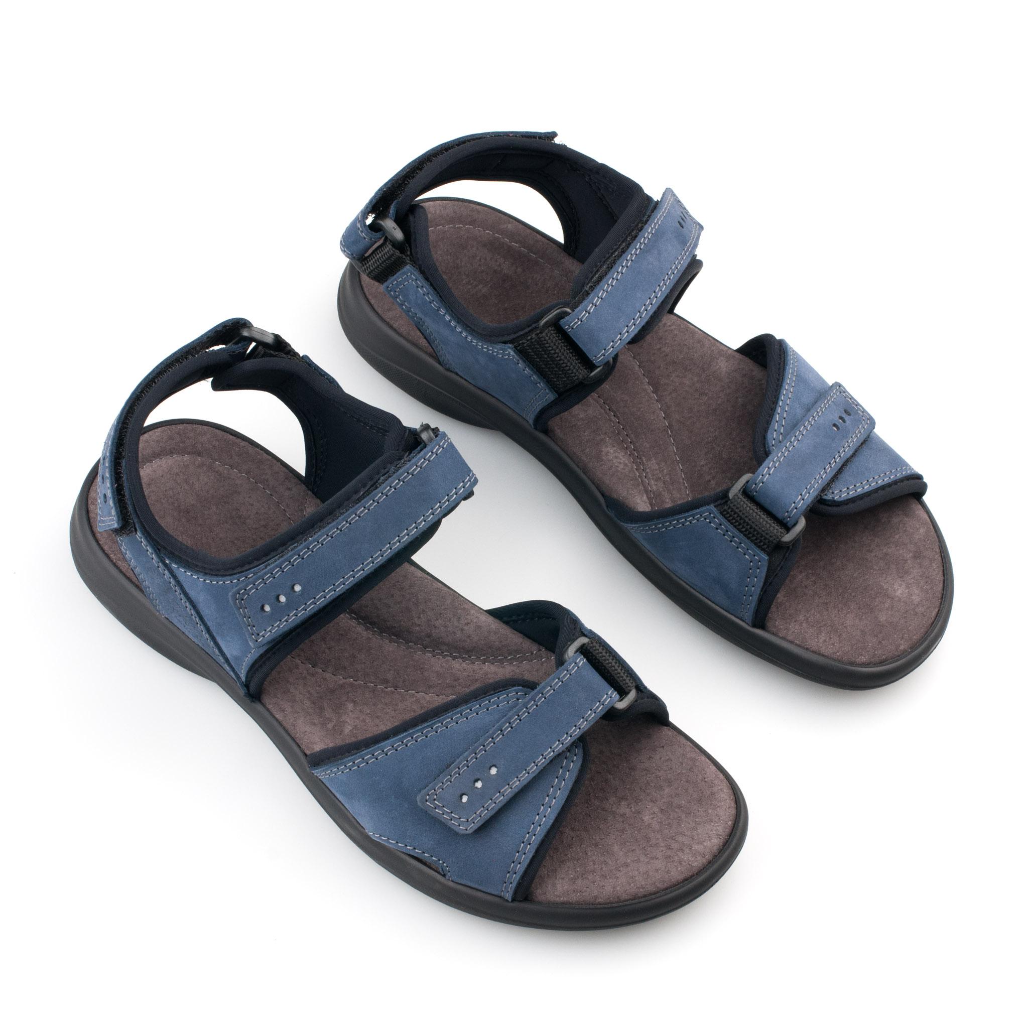 35dcc792bb6 OmaKing Classical kerged sportlikud nahast sandaalid Liiva - OmaKing