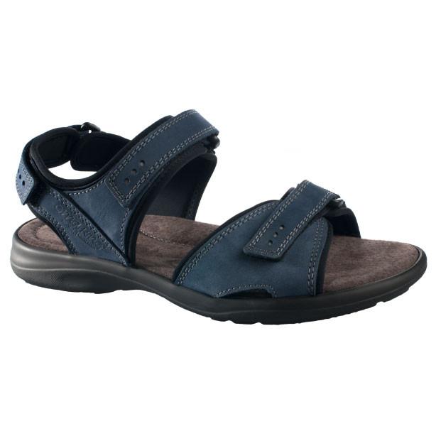 OmaKing kerged sportlikud nahast sandaalid Liiva sinine