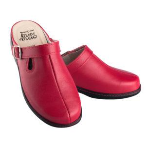 8cee4ea5f92 OmaKing kinnise ninaosaga nahast sandaalid Loosu punane. Esileht / Sandaalid