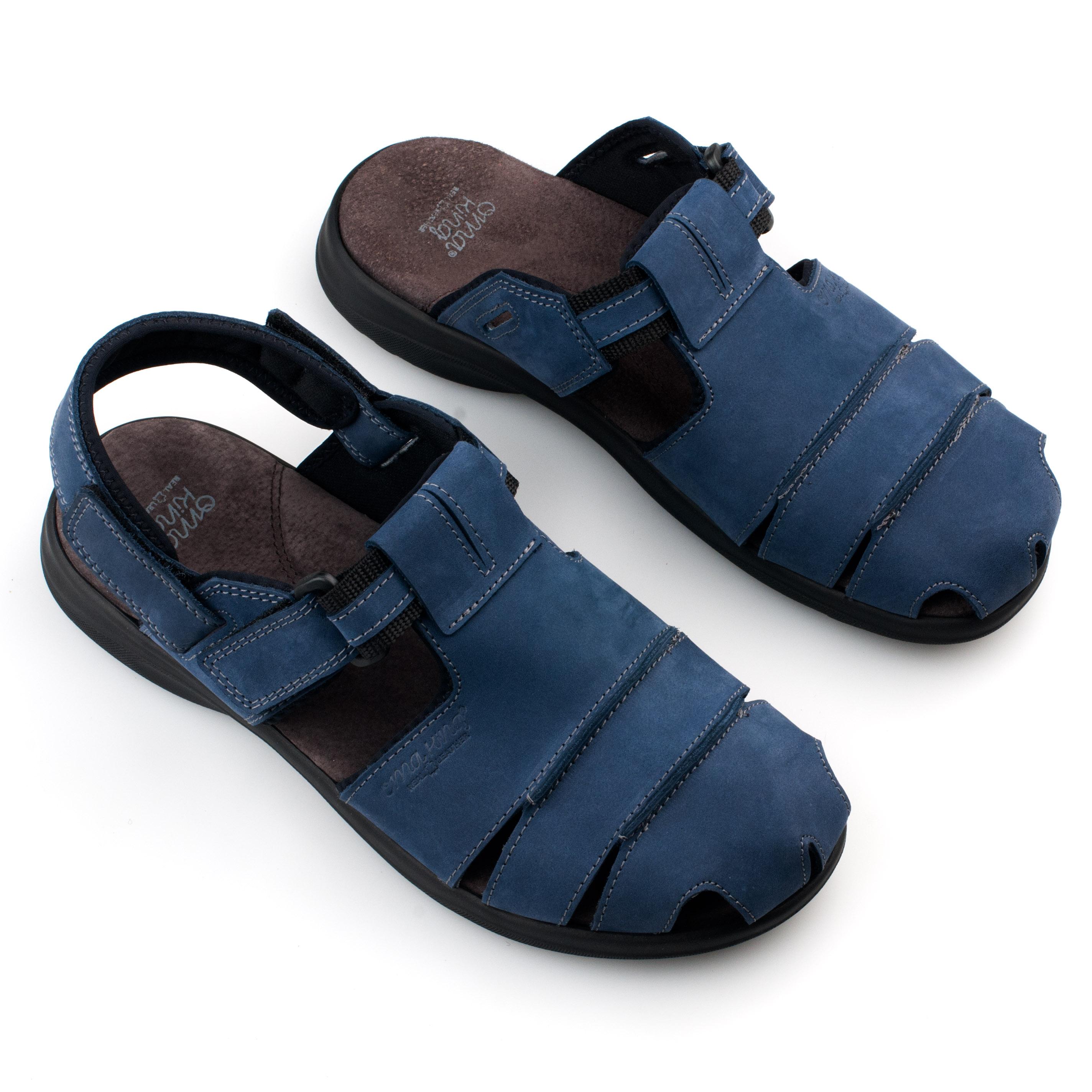 290ba5b8a10 OmaKing Classical kinnise ninaosaga nahast sandaalid Tootsi - OmaKing
