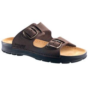 OmaKing klassikalised nahast sandaalid Märdi
