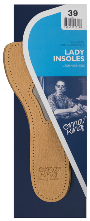 OmaKing Lady Insoles