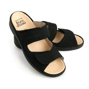 50e08a6ced3 OmaKing Professional ergonoomilise sisetallaga nahast sandaalid - OmaKing