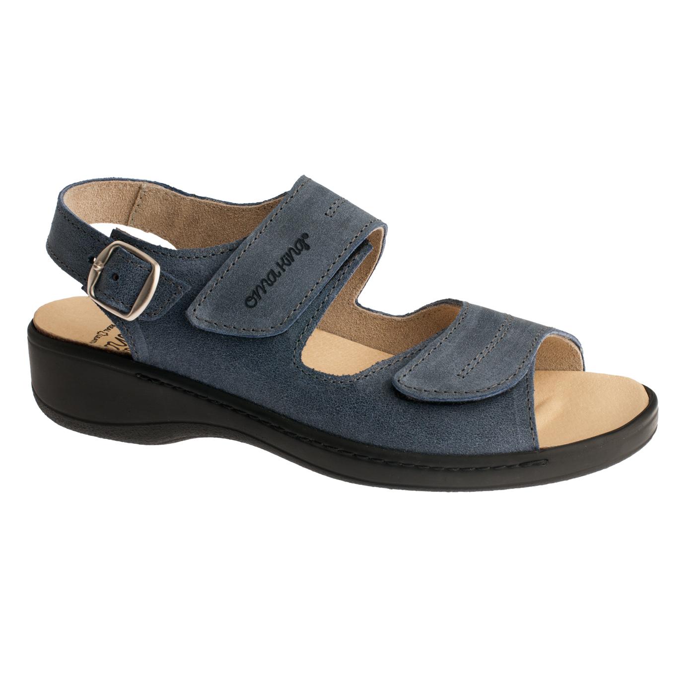 f723b776609 OmaKing Professional ergonoomilised nahast sandaalid tagarihmaga ...