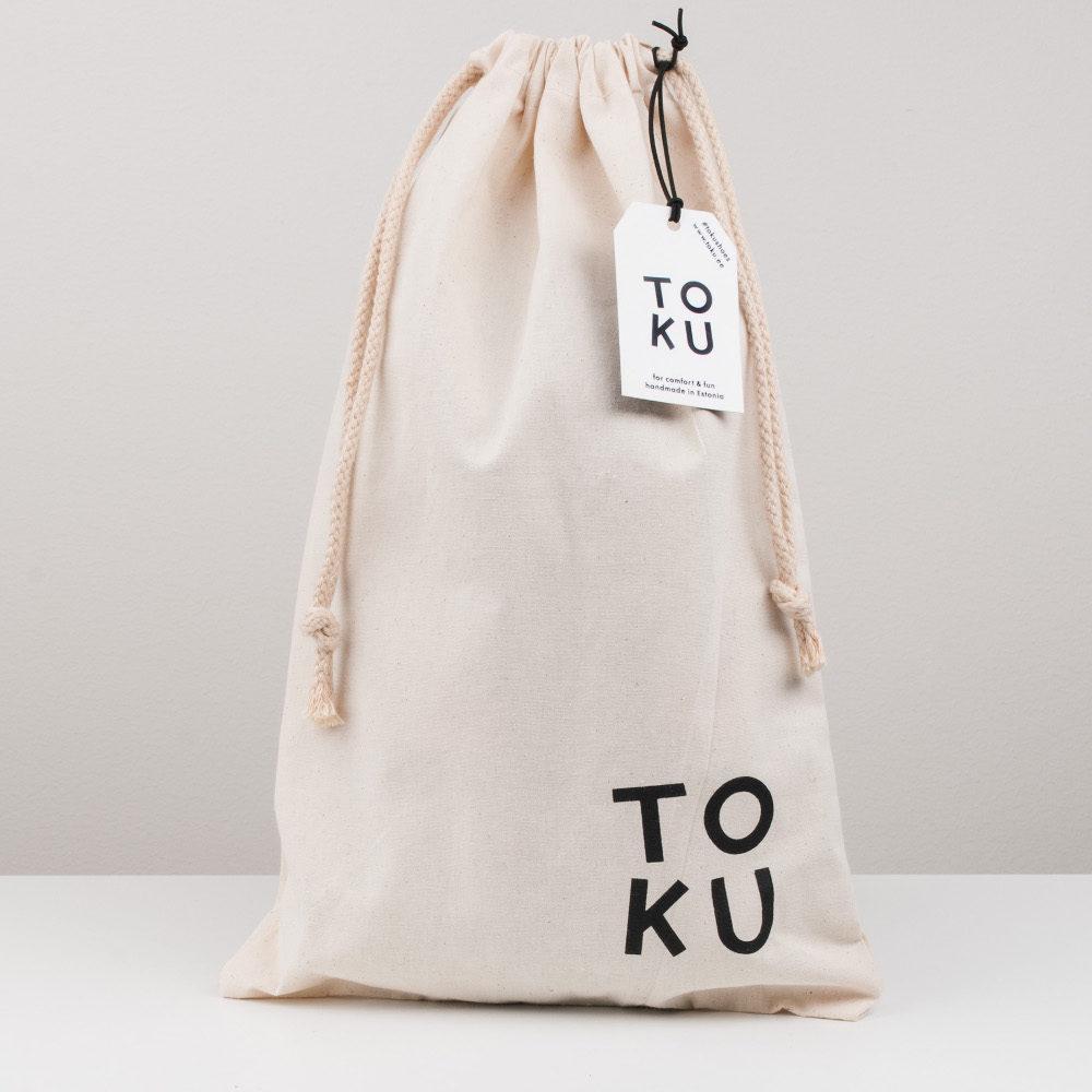 Sussikott TOKU logoga